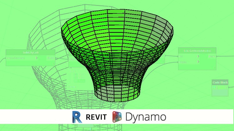BIM Mastering Geometry on Revit with Dynamo Samples and Uses