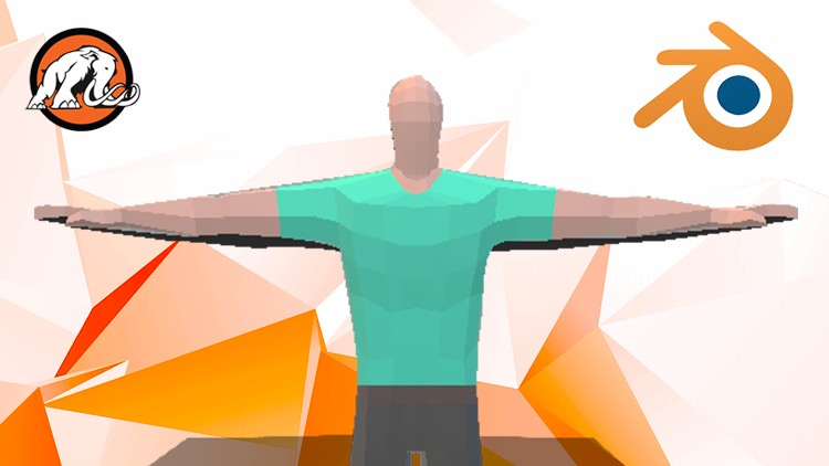 Ultimate Blender guide: Make low poly characters in 3D! | Udemy