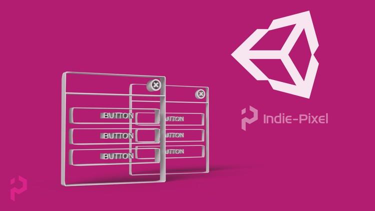 Unity 3D - Create a Reusable UI System | Udemy