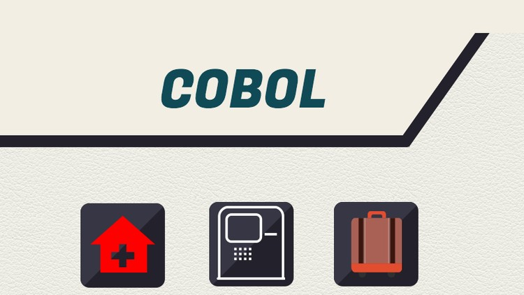 COBOL Programming in Easy and Practical Methods   Udemy