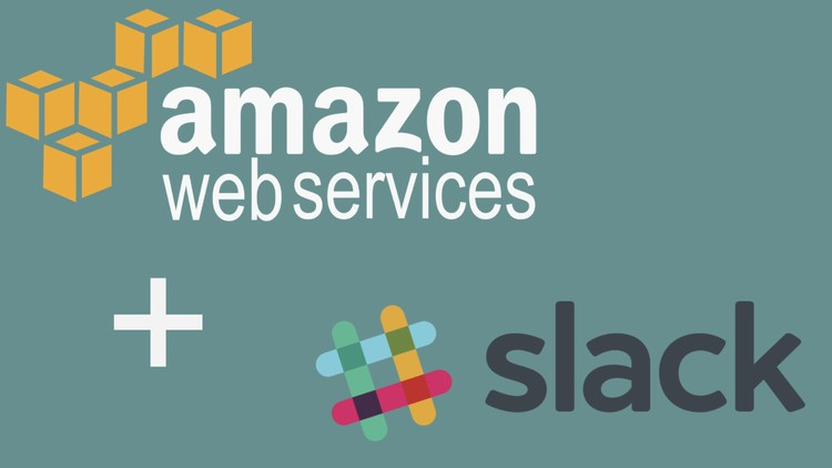 AWS notifications, messages and logs in a Slack Channel | Udemy