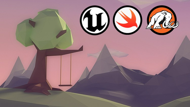 Beginner's Swift 4 & Unreal Engine - Learn Xcode, Make Games | Udemy