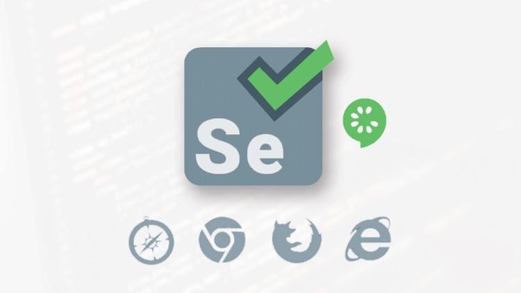 Selenium WebDriver with Java & Cucumber BDD | Udemy