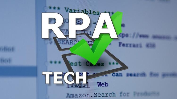UIPath RPA - Tech Primer