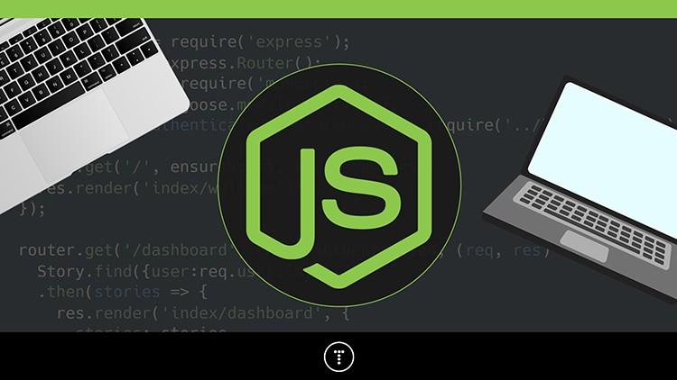 Node js, Express & MongoDB Dev to Deployment | Udemy