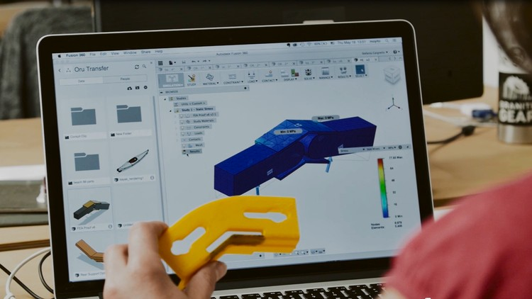 Autodesk Fusion 360 for Designers