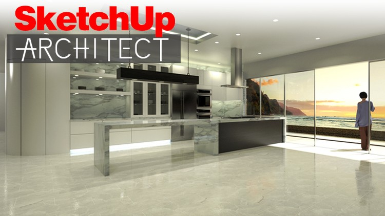 Sketchup Architect Beginner Fast Track