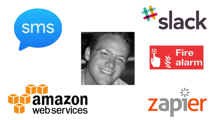 Create a Slack to SMS Fire Alarm ChatOps App Built on AWS