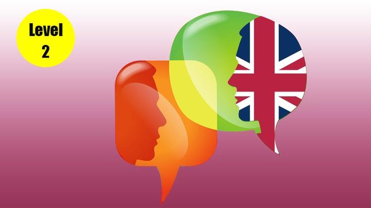 Master English Speaking ( Level 2 )