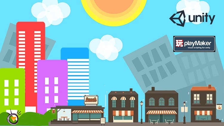 Build an Idle Business Tycoon Game with Unity3D & PlayMaker | Udemy