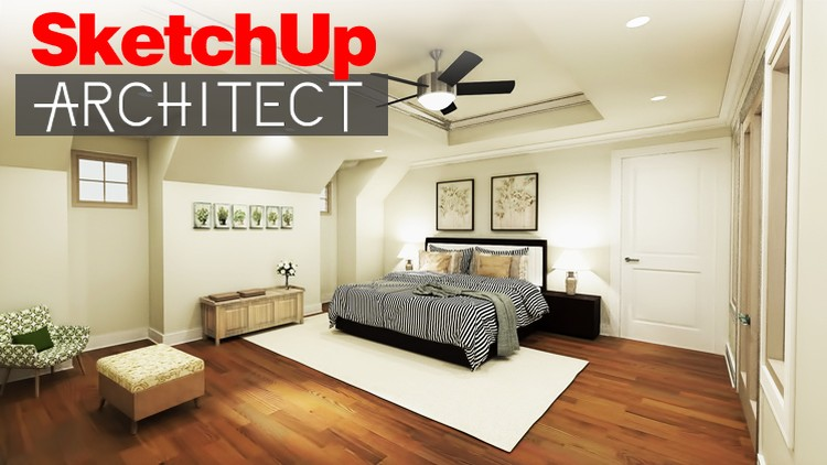 Sketchup Architect Rendering with Twilight Render v2 | Udemy
