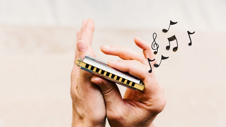 Play tunes on harmonica and learn how to bend some notes | Udemy