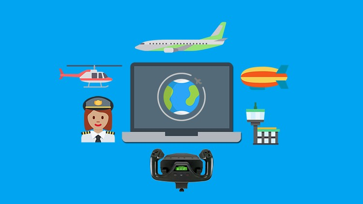 Introduction to Virtual Aviation | Udemy