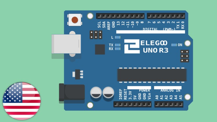 Introduction to Arduino with Elegoo UNO Super Starter Kit