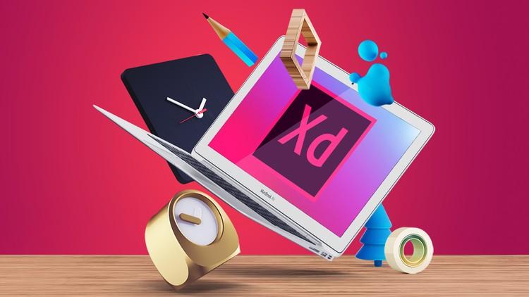 Adobe XD for UI Design (Plus Muse)