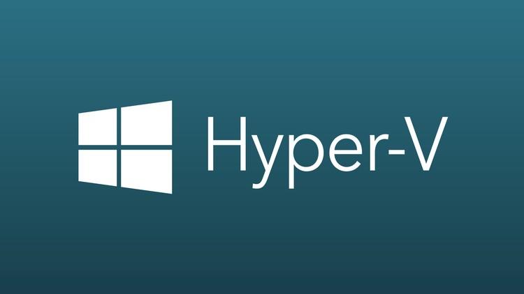 Hyper-V For Complete Noobs   Udemy