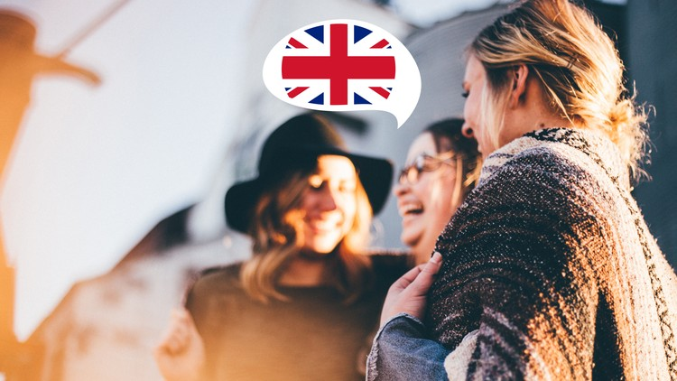 English Speaking: Conversation Masterclass | Udemy