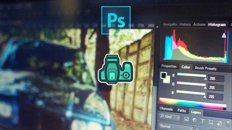 Photoshop Professor Notes - Photoshop for Photographers | Udemy