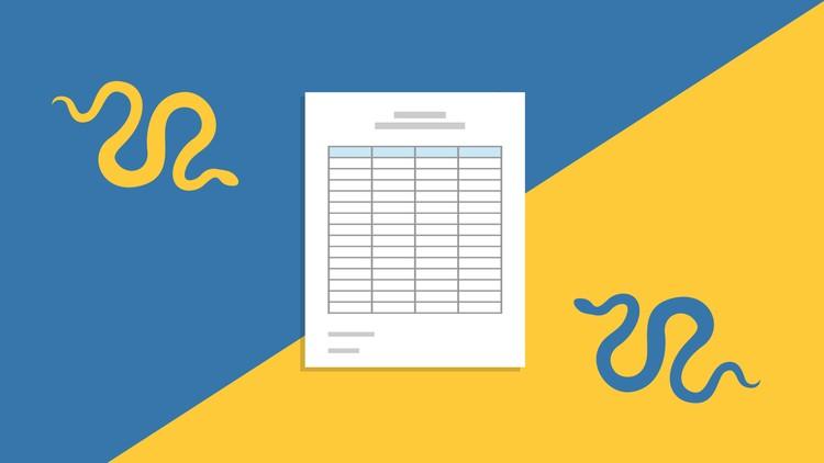 Python Automation - Automate Mundane tasks : Hands on Python | Udemy