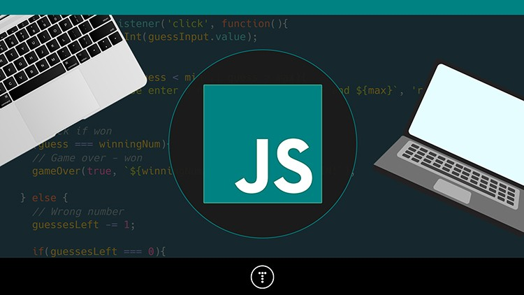Beginning Modern JavaScript (Includes 10 Real Projects) | Udemy