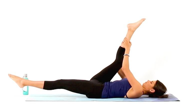 Yoga for Sciatica - SarahBethYoga