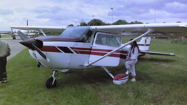 Pilots Licence Flying Training Learn To Fly The Cessna 172