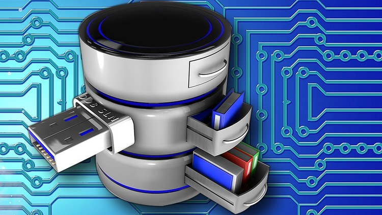 Complete Database Course: 6 Courses in 1 | Udemy