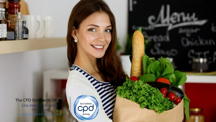 Internationally Accredited Diploma Certificate in Nutrition | Udemy