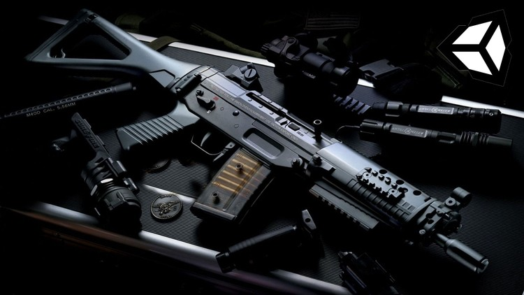Mecnica de Armas com Unity
