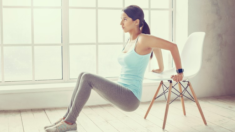 The Simple Beginner Chair Workouts for You