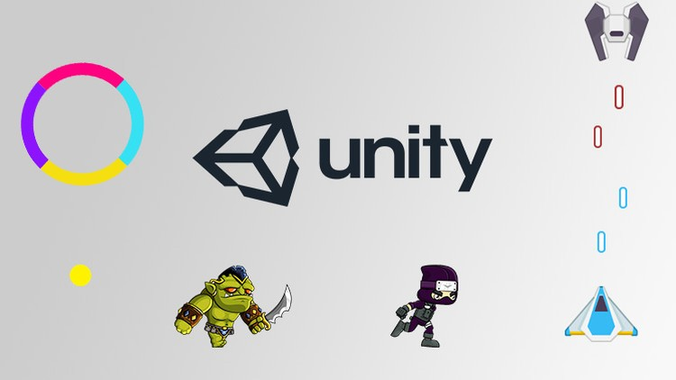 Unity: Building 2D Games From Scratch | Udemy