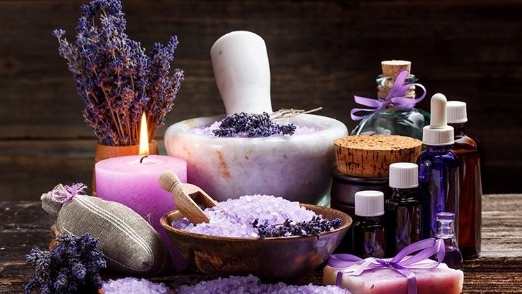 Certified Aromatherapy Diploma Course, Aromatherapy for All