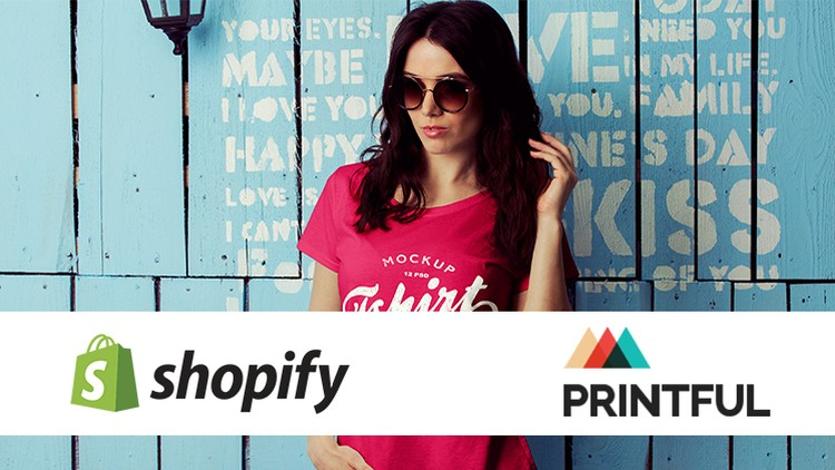22d8491c Start A T-Shirt Dropshipping Business With Shopify (POD) | Udemy