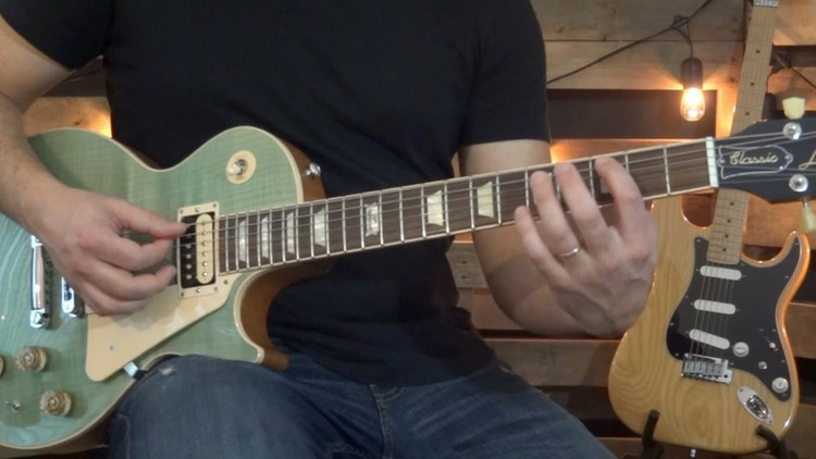 Lead Guitar Lesson #4 – Intro for Soloing and Improvisation