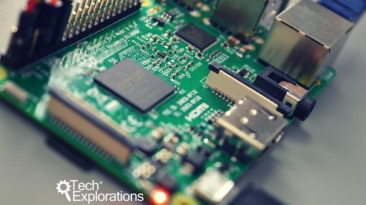 Tech Explorations™ Raspberry Pi Full Stack Raspbian | Udemy