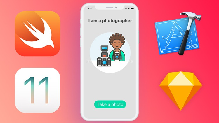 iOS 11 & Swift 4 - From Beginner to Paid Professional   Udemy