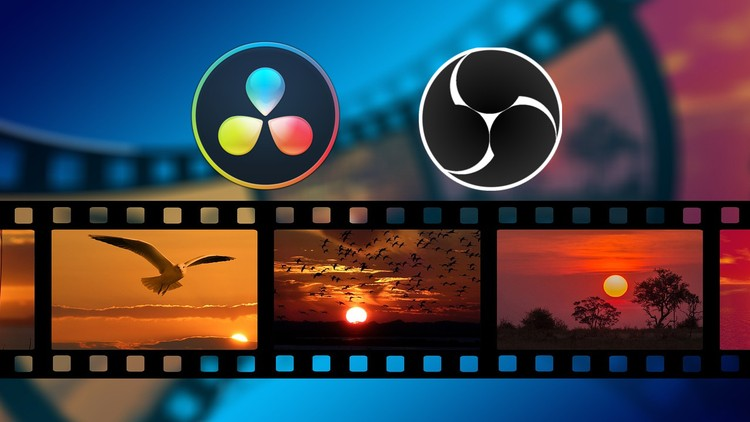 Complete Video Production: OBS Studio & DaVinci Resolve | Udemy