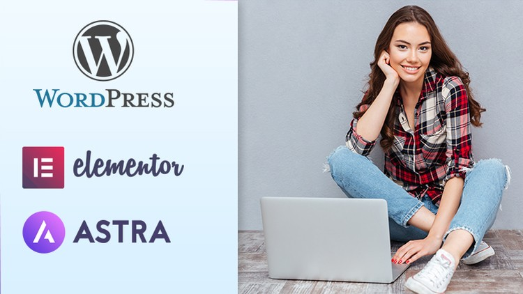 How to build WordPress Website With Astra & Elementor