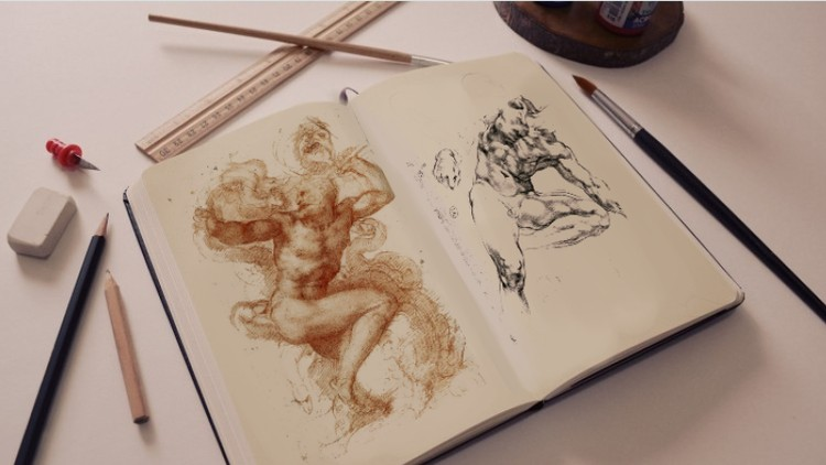 Discover the 7 Secrets to Figure Drawing: Draw Awesome