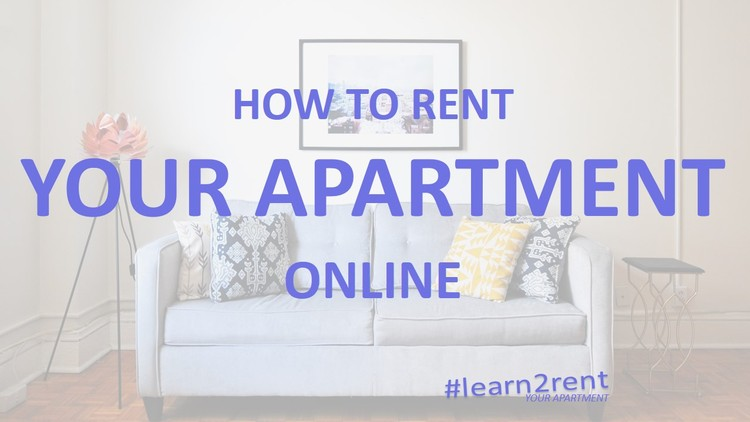 How to rent your apartment for beginners | Udemy