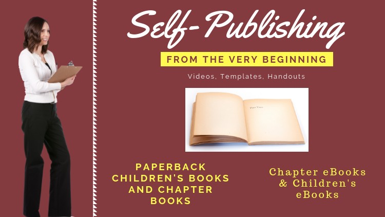 Self-Publishing from the Very, Very Beginning | Udemy