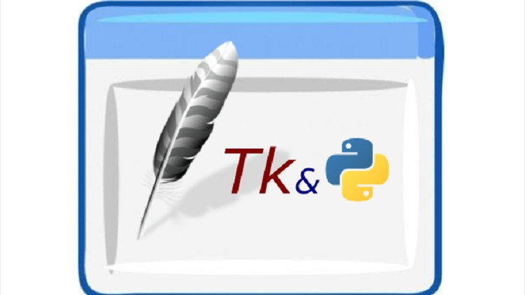 Learn Python GUI with Tkinter :The Complete Guide | Udemy