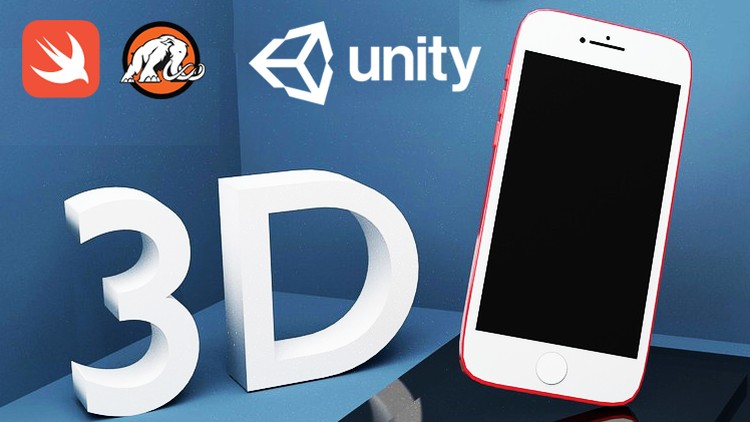 Complete 35 Projects: Unity VR Games with C# & iPhone Apps
