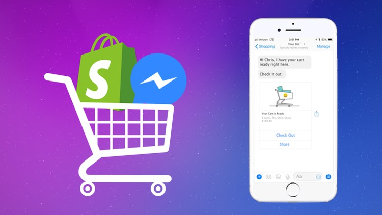 How to make an Ecommerce Chatbot for your Shopify Store   Udemy