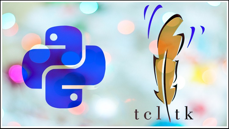 Complete Python GUI With Tkinter - Two Real World Projects | Udemy