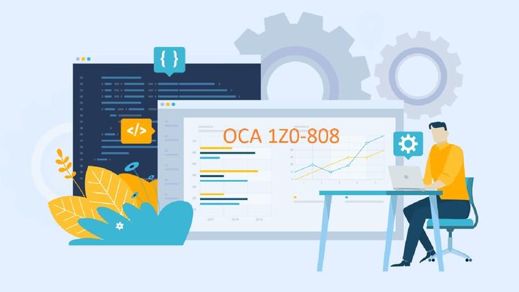 Java Certification - I (OCA): Practice for 1Z0-808 Exam | Udemy