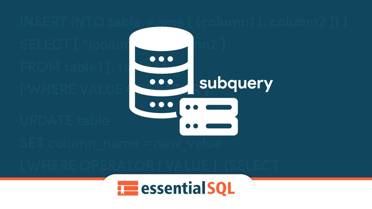 Subquery Magic: Write awesome SQL, Master T-SQL Sub Queries