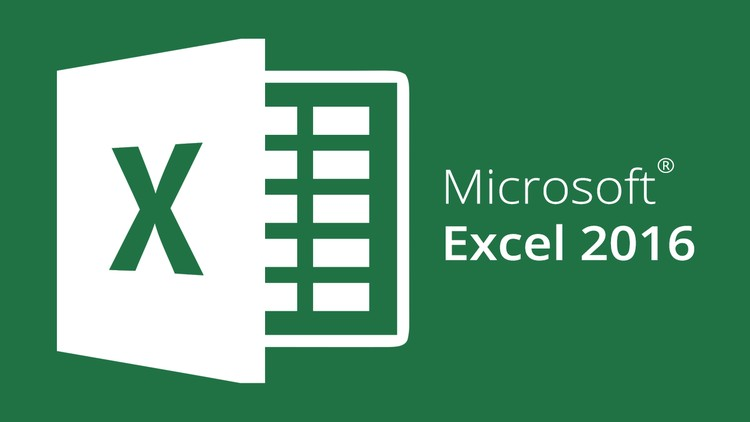 Microsoft Office Excel 2016 Udemy