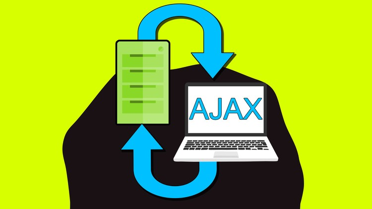AJAX using JavaScript Libraries jQuery and Axios | Udemy