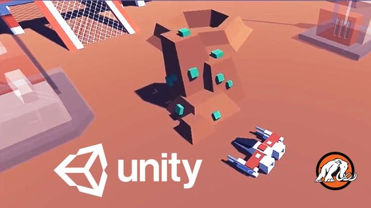 Make a Starship Unity Game Powered by AI! | Udemy